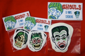 ghoul stickers