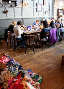 crafty pint north workshop