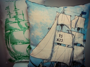 Ship cushions